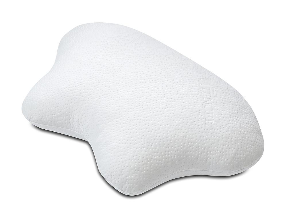 Neu im Sortiment: spezielle Kissen, die für Schnarcher hilfreich sein sollen