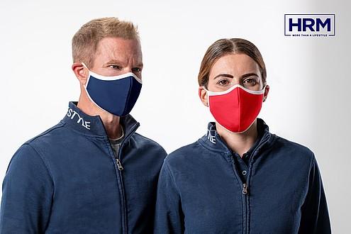 Mund-Nasen-Schutz von HRM Textil